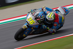 June 1, 2018 - Mugello, Italy - JOAN MIR of EG 0,0 Marc VDS of Moto 2 during the Free Practice 1 of the Oakley Grand Prix of Italy, at International  Circuit of Mugello in Mugello, Italy. (Credit Image: © Danilo Di Giovanni/NurPhoto via ZUMA Press)