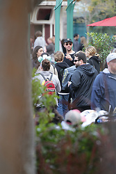 EXCLUSIVE: *NO WEB UNTIL 1130AM EST 5TH MAR* Chris Martin celebrates his birthday with his girlfriend Dakota Johnson at the happiest place on earth. The pair, joined by Chris' kids were seen having a blast at the theme park. They were seen enjoying many of the rides and having a birthday celebration at the La Brea Bakery in downtown Disneyland. Dakota was seen sitting on Chris' lap and enjoying pastries. Chris was also seen wearing a birthday pin with his name on it. 01 Mar 2020 Pictured: Dakota Johnson and Chris Marin. Photo credit: Snorlax / MEGA TheMegaAgency.com +1 888 505 6342