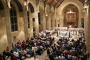 Sacred Heart Cathedral hosts the Chrism Mass in Rochester on Tuesday, March 31, 2015.