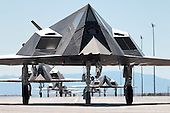 Silver Stealth - 25th Anniversary of the F-117A - Holloman AFB, NM