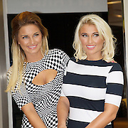 17.AUGUST.2013 MANCHESTER<br /> <br /> SAM AND BILLIE FAIERS OPEN UP THERE MINNIES BOUTIQUE POP UP SHOP AT THE CORN EXCHANGE IN MANCHESTER.<br /> <br /> BYLINE: EDBIMAGEARCHIVE.COM<br /> <br /> *THIS IMAGE IS STRICTLY FOR UK NEWSPAPERS AND MAGAZINES ONLY*<br /> *FOR WORLD WIDE SALES AND WEB USE PLEASE CONTACT EDBIMAGEARCHIVE - 0208 954 5968*
