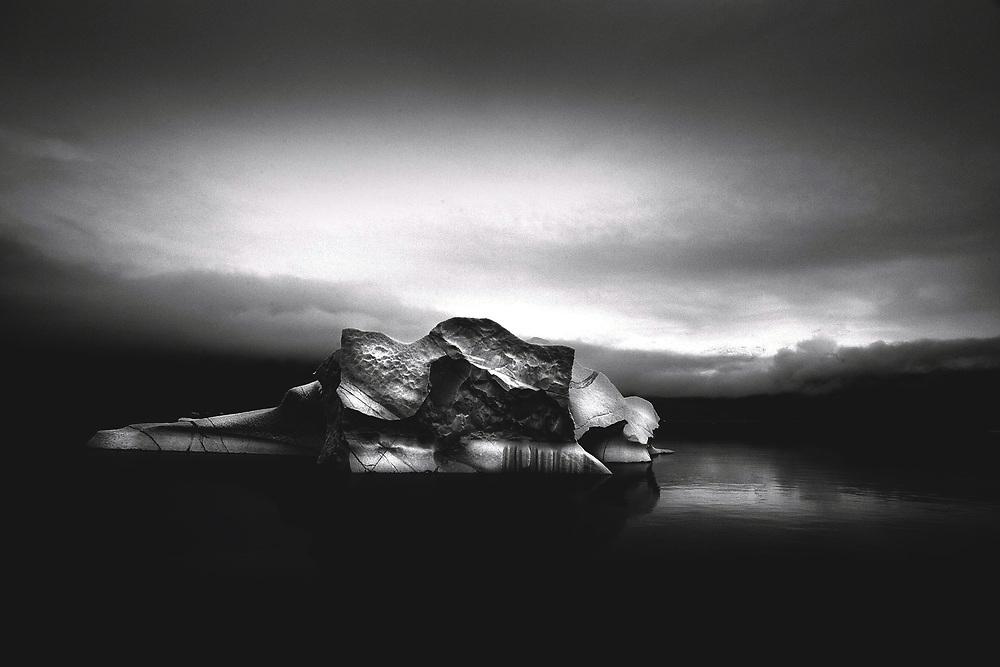 Iceberg, Harefjord, Greenland