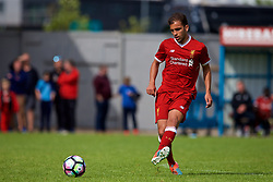 NUNEATON, ENGLAND - Sunday, July 30, 2017: Liverpool's Juanma Garcia during a pre-season friendly between Liverpool and PSV Eindhoven at the Liberty Way Stadium. (Pic by Paul Greenwood/Propaganda)