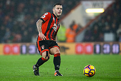 Jack Wilshere of Bournemouth in action - Mandatory by-line: Jason Brown/JMP - 31/01/2017 - FOOTBALL - Vitality Stadium - Bournemouth, England - Bournemouth v Crystal Palace - Premier League