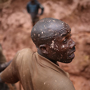 DRC - Portrait of coltan workers