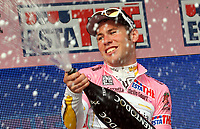 Sykling<br /> Giro di Italia<br /> 09.05.2009<br /> Foto: Photonews/Digitalsport<br /> NORWAY ONLY<br /> <br /> Lido di Venezia - Italia- wielrennen - cycling - radsport - cyclisme - 1e etappe ploegentijdrit Ronde van Italie - 110 jaar Giro di Italia - Mark Cavendish (Grootbrittannie/Team Columbia High Road)