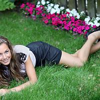 Nederland, Amsterdam , 7 juli 2010..Desiree van den Berg, miss Nederland.Foto:Jean-Pierre Jans