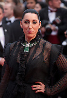 Actress Rossy de Palma at the gala screening for the film Macbeth at the 68th Cannes Film Festival, Saturday 23rd May 2015, Cannes, France.