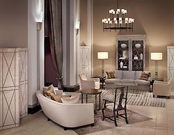 Washington DC Design Center Lobby designed by Solis Betancourt & Sherrill
