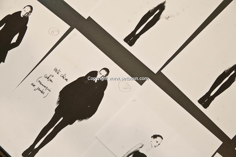 = Alaia Couture show room  7 rue de Moussy ,  paris  France  +