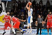 Bamforth Scott<br /> Banco di Sardegna Dinamo Sassari - The Flexx Pistoia<br /> LegaBasket Serie A LBA Poste Mobile 2017/2018<br /> Sassari 16/12/2017<br /> Foto Ciamillo-Castoria