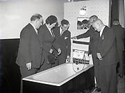 plastic Baths Launching Reception at Shelbourne Hotel 12-12-1958