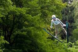 Moritz Baer from Germany during Ski Jumping Continental Cup Kranj 2018, on July 8, 2018 in Kranj, Slovenia. Photo by Urban Urbanc / Sportida