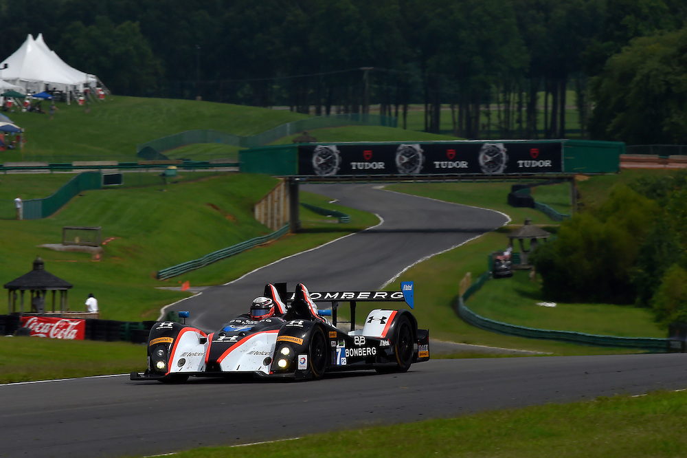 22-24 August 2014, Alton, Virginia USA<br /> 7, Chevrolet, ORECA FLM09, PC, Martin Fuentes, Kyle Marcelli<br /> &copy;2014, Scott R LePage <br /> LAT Photo USA