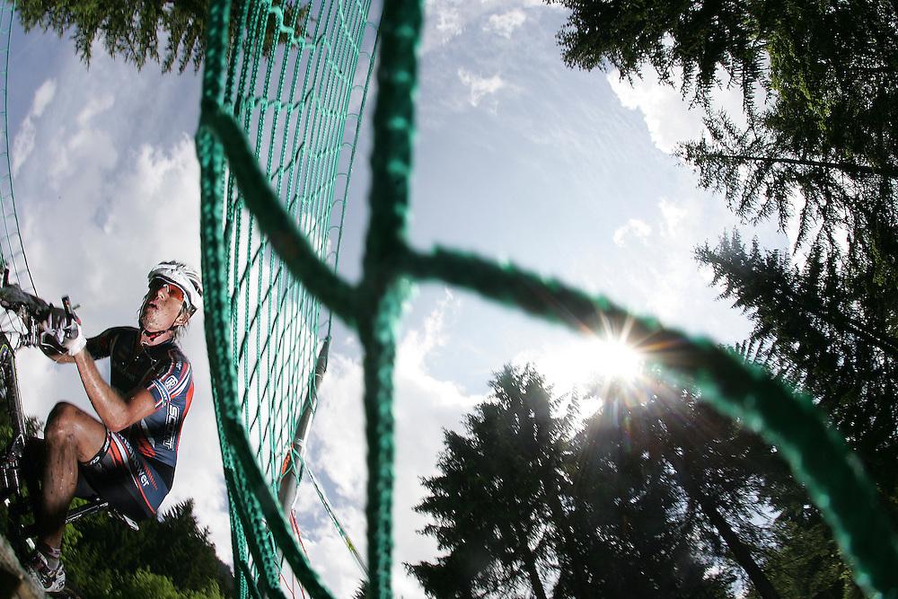 Race: XC.Rider: Thomas Frischknecht (SUI) XC World Cup at Champéry Switzerland