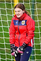 Sophie Baggaley - Ryan Hiscott/JMP - 07/02/2019 - SPORT - Stoke Gifford Stadium - Bristol, England - Bristol City Women Training