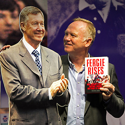 Fergie Rises Book Launch | Glasgow | 21 August 2014