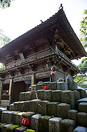 The number 23 temple, Hotsumisaki-ji (最御崎寺) in Muroto, Kochi Prefectur, Japan<br /> The Shikoku Pilgrimage, 88 temples associated with the Buddhist monk Kukai (Kobo Daishi) on the island of Shikoku in Japan.