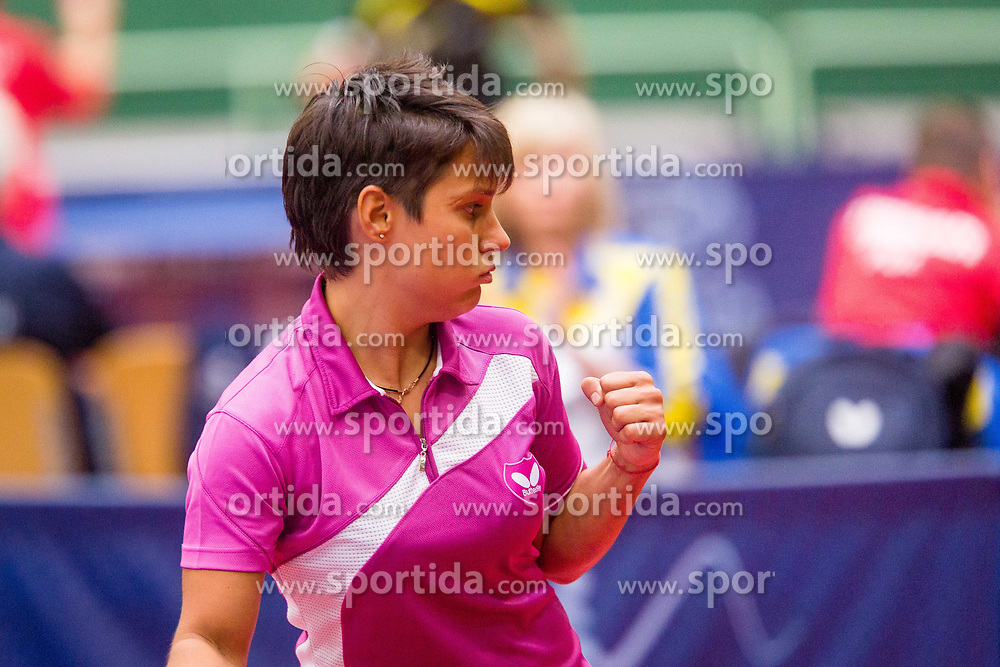 KHODZYNSKAYA Antonina during day 3 of 15th EPINT tournament - European Table Tennis Championships for the Disabled 2017, at Arena Tri Lilije, Lasko, Slovenia, on September 30, 2017. Photo by Ziga Zupan / Sportida