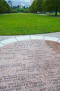 Bicentennial Capitol Mall State Park, Nashville, Davidson County, Tennessee, USA