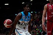 AkeleNicola <br /> A X Armani Exchange Olimpia Milano - Vanoli Cremona <br /> Basket Serie A LBA 2019/2020<br /> Milano 09 February 2020<br /> Foto Mattia Ozbot / Ciamillo-Castoria