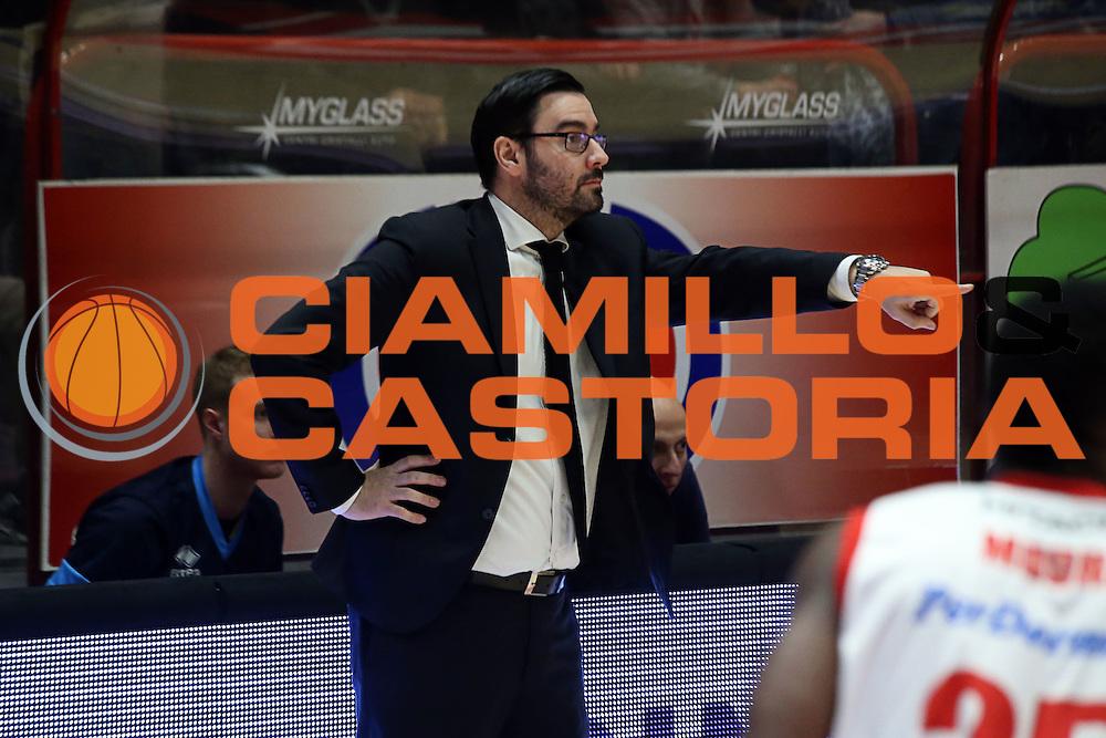 Pistoia 22/01/2017 - Basket Campionato Italiano Lega A 2016-17 The Flexx Pistoia-Vanoli Cremona<br /> nella foto: Paolo Lepore<br /> Foto Ciamillo