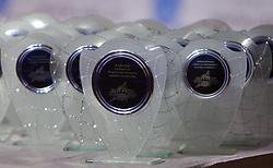 Pokali na Dnevu slovenske moske kosarke, 26. decembra 2008, na Planini, Kranj, Slovenija. (Photo by Vid Ponikvar / Sportida)