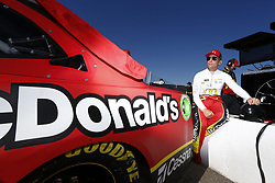 July 20, 2018 - Loudon, New Hampshire, United States of America - Jamie McMurray (1) prepares to take to the track to qualify for the Foxwoods Resort Casino 301 at New Hampshire Motor Speedway in Loudon, New Hampshire. (Credit Image: © Justin R. Noe Asp Inc/ASP via ZUMA Wire)