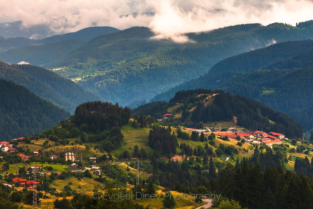 Rhodopean village