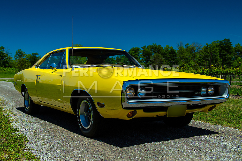 1970 Charger Hardtop