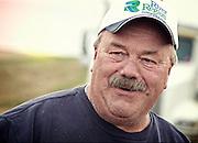 Minnesota Corn Grower, harvest time, farmer portrait photo