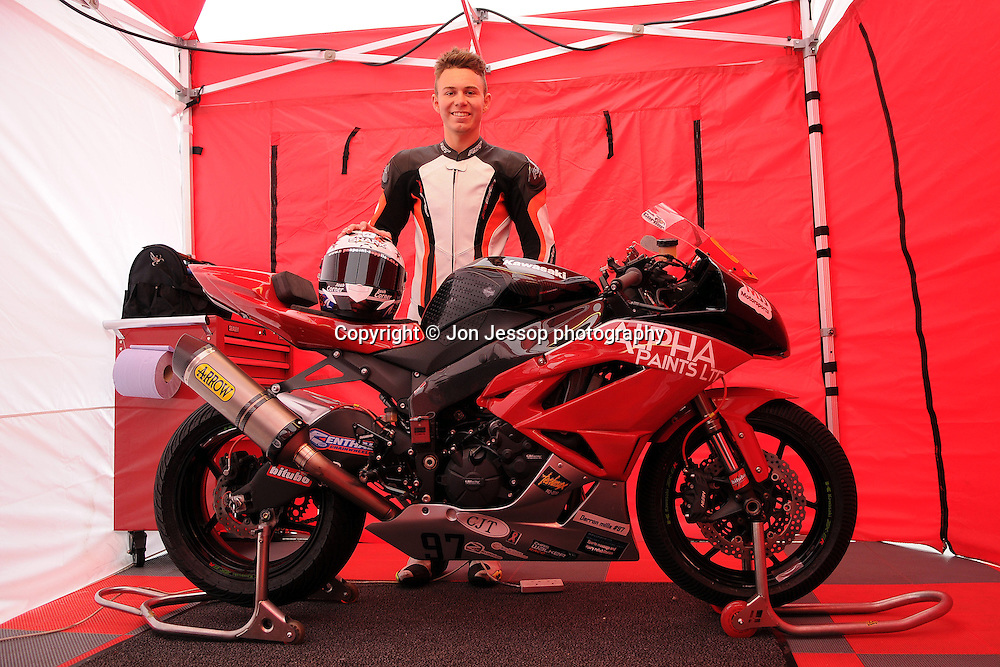 #97 Josh Corner Mjj Motorsport/Alpha Paints Ltd Kawasaki
