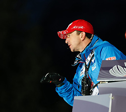 29.12.2013, Schattenbergschanze, Oberstdorf, GER, FIS Ski Sprung Weltcup, 62. Vierschanzentournee, Bewerb, im Bild Alexander Pointner (Trainer AUT) // Alexander Pointner (Head Coach of Austria during Competition of 62th Four Hills Tournament of FIS Ski Jumping World Cup at the Schattenbergschanze, Oberstdorf, Germany on 2013/12/29. EXPA Pictures © 2013, PhotoCredit: EXPA/ Peter Rinderer