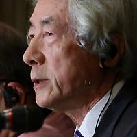 Koizumi on nuclear Zero policy