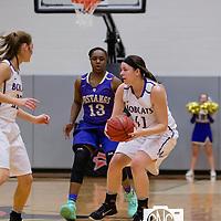 03-02-17 Berryville Girls vs. CAC (Quarter Finals Girls State Tournament)