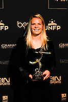 Eugenie LE SOMMER  - 17.05.2015 - Ceremonie des Trophees UNFP 2015<br />