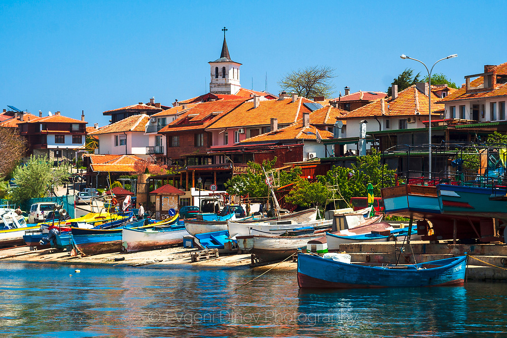 The Port of Nessebar