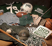 15094  Product shoot for Ohio today: Alumni Online Catalog