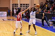 Cile 21/07/2011<br /> Campionato Mondiale Femminile U19<br /> Italia-Egitto<br /> nella foto: Nene Diene<br /> foto ciamillo-castoria