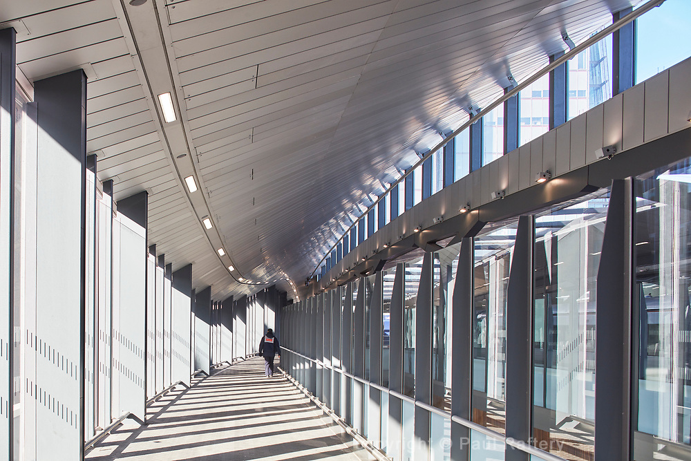 Renovated London Bridge Station, architect Grimshaw Architects