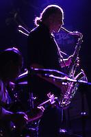 Yuri Mahatma +4 performing at the Jazz Rendezvous, Bali Deli, Sanur, Bali, Indonesia, 22/02/2013