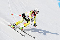 RISTAU Noemi Ewa B2 GER Guide: GERKAU Lucien competing in the Para Alpine Skiing Downhill at the PyeongChang2018 Winter Paralympic Games, South Korea