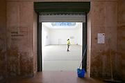 "13th Biennale of Architecture..Giardini. Czech and Slovak Pavillion..""asking architecture""."