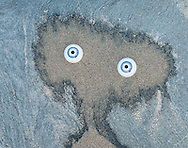 Imagined troll, Saligo Bay, Islay