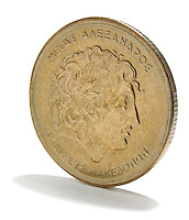 foreign gold coin