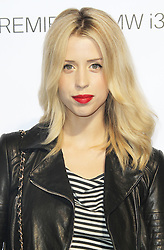 © Licensed to London News Pictures. Peaches Geldof  at the BMW i3 global reveal party, Old Billingsgate Market, London UK, 29 July 2013. Photo Credit:  Richard Goldschmidt/LNP