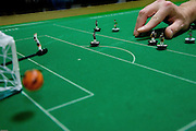 Milan , night subbuteo contest