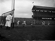 20/10/1957<br /> 10/20/1957<br /> 20 October 1957<br /> Oireachtas Final: Kilkenny v Waterford at Croke Park, Dublin.