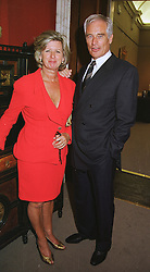 MR & MRS ROBERT KILROY-SILK, he is the TV presenter, at a party in London on 1st June 1999.MSS 28