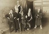 1930s Avant Garde Actors Troupe